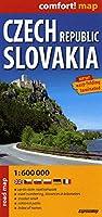 comfort! map Czech Republic & Slovakia