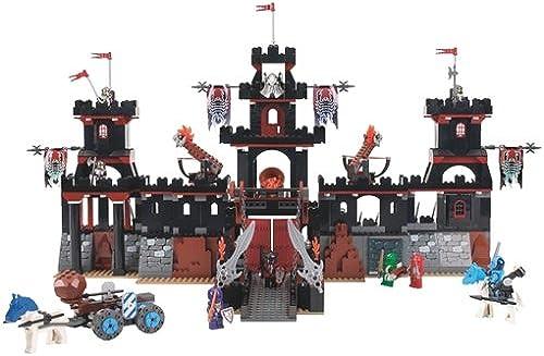 LEGO Knights Kingdom 8877 - Vladeks Schwarz Burg