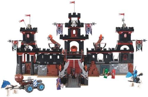 LEGO Knights Kingdom 8877 - Vladeks schwarze Burg