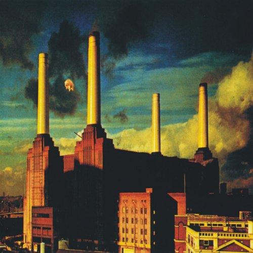 Pink Floyd - Animals - Póster de montaje en