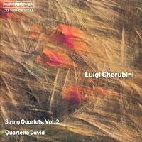 Cherubini: String Quartets, Vol. 2 (1999-10-01)