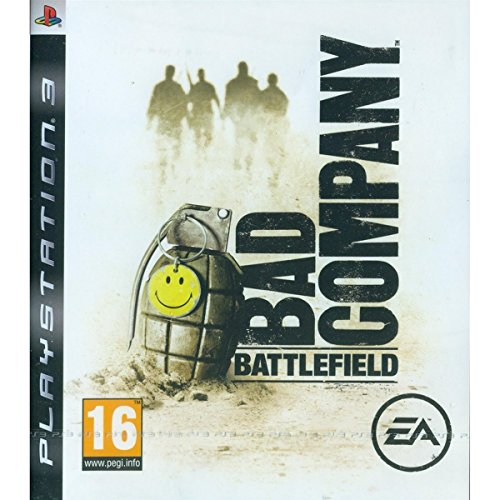 Battlefield: Bad Company (PS3) [Import UK, jeu en français]