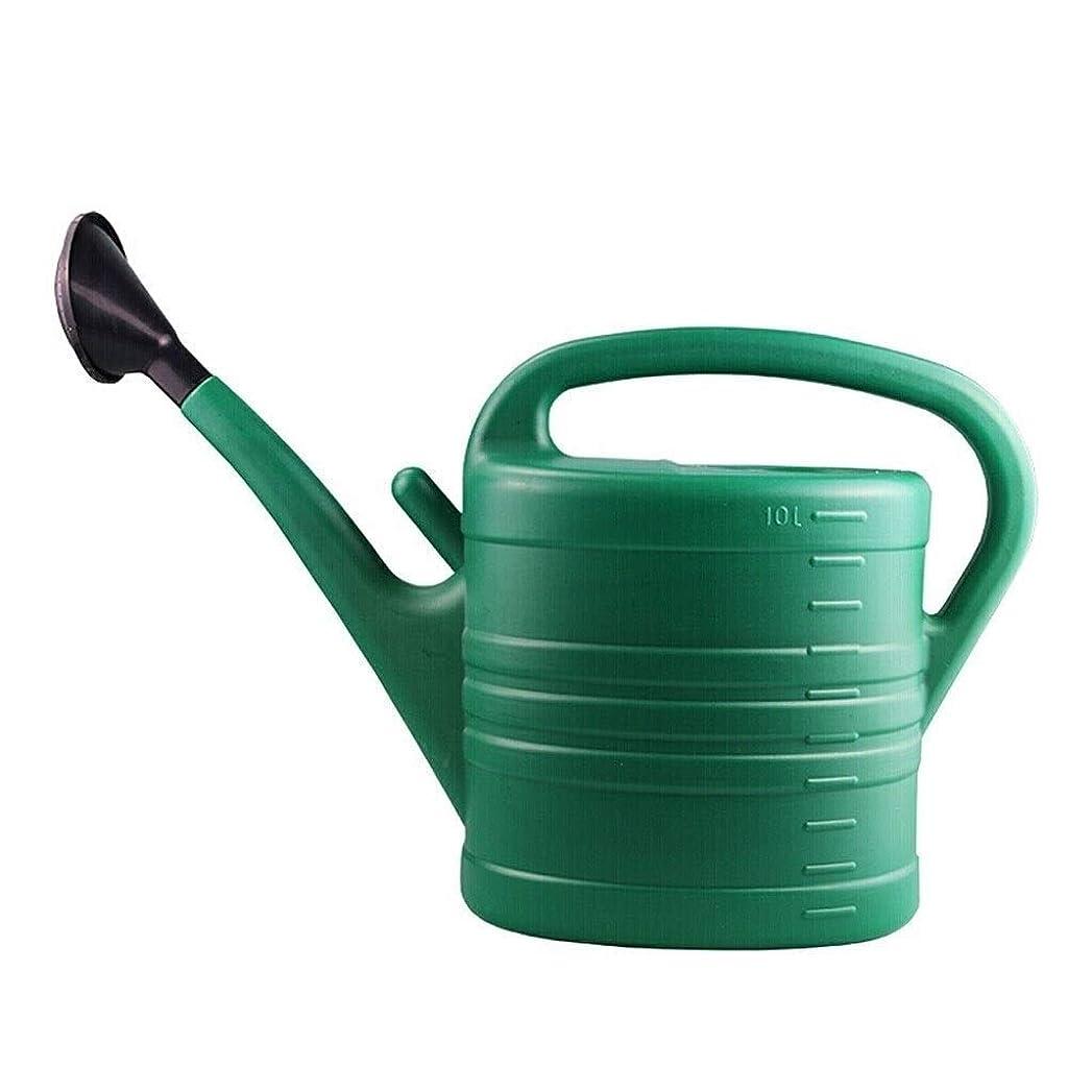 緑ジョージスティーブンソン製油所Metal Watering Can 家庭用長口ケトル大容量多機能ケトルホームガーデニング散水ツール Watering Kettle Watering Can (サイズ : B)