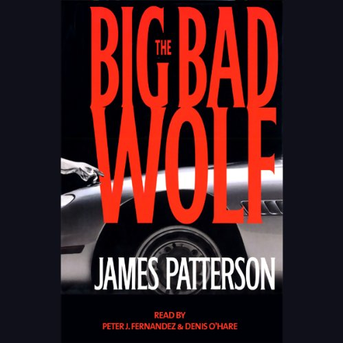 Couverture de The Big Bad Wolf