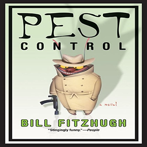 Pest Control audiobook cover art