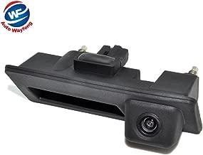 Auto Wayfeng WF HD Car Runk Handle Parking Rearview Backup camera Case For Audi / VW / Volkswagen / Passat /Tiguan /Golf /Touran /Jetta /Sharan /Touareg 2011-2016