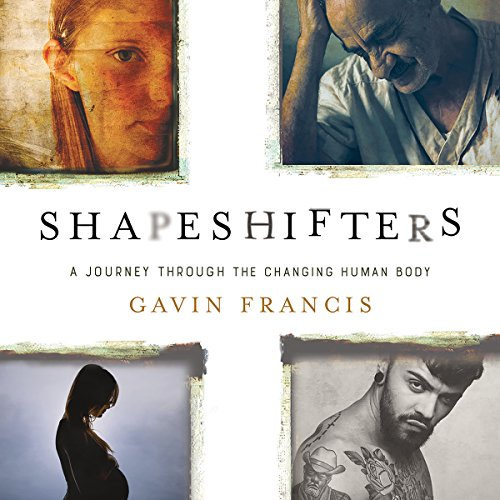 Shapeshifters audiobook cover art