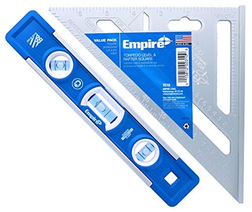 Empire EM81.9 True Blue 9-Inch Heavy Duty Magnetic Aluminum...