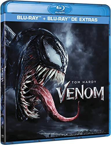 Venom (BD + BD Extras) [Blu-ray]