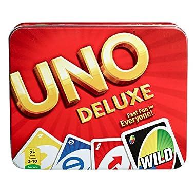 Mattel Games UNO Card Game Tin