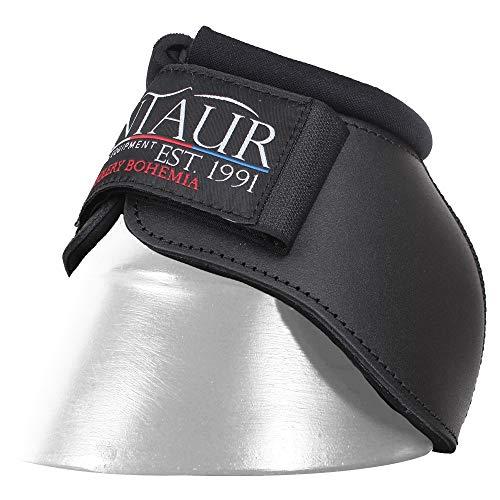 KenTaur Hufglocken Leder anatomisch Farbe: schwarz Größe: 1