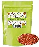 Sichuan Red Hot Chili Pepper Flakes Powder(8 oz), Medium Hot, Szechuan Crushed Red Pepper Flakes...