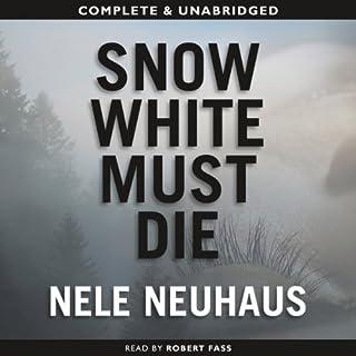 Snow White Must Die cover art