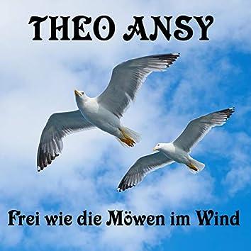 Frei wie die Möwen im Wind