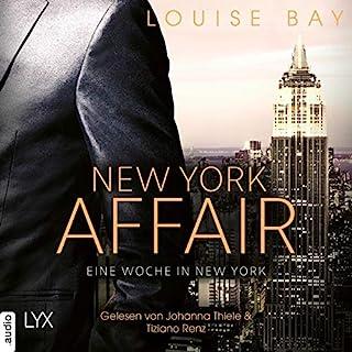 Eine Woche in New York Titelbild