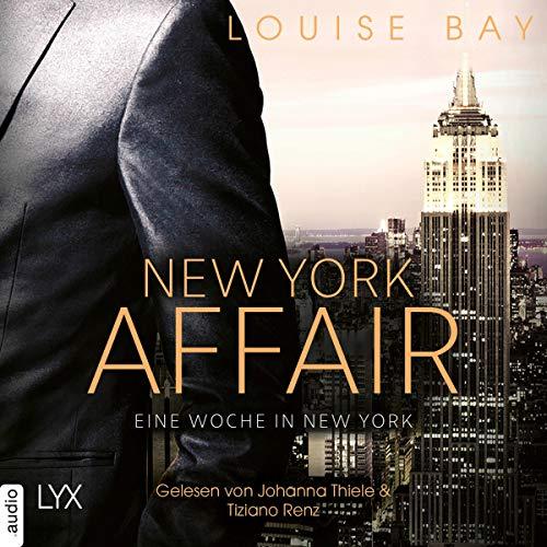 Eine Woche in New York audiobook cover art