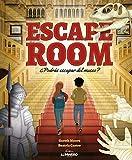 Escape Room. ¿Podrás escapar del museo? (Libro interactivo)
