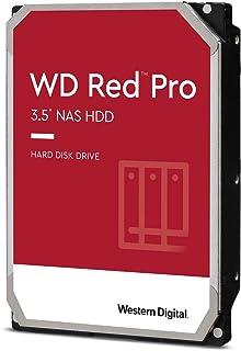 """Western Digital 2TB WD Red Pro NAS Internal Hard Drive HDD - 7200 RPM, SATA 6 Gb/s, CMR, 64 MB Cache, 3.5"""" - WD2002FFSX"""