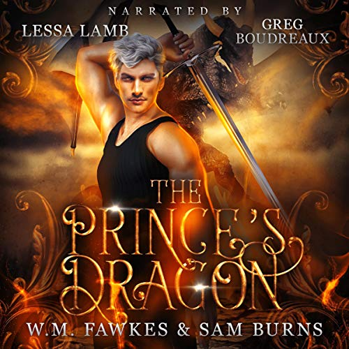 The Prince's Dragon  By  cover art