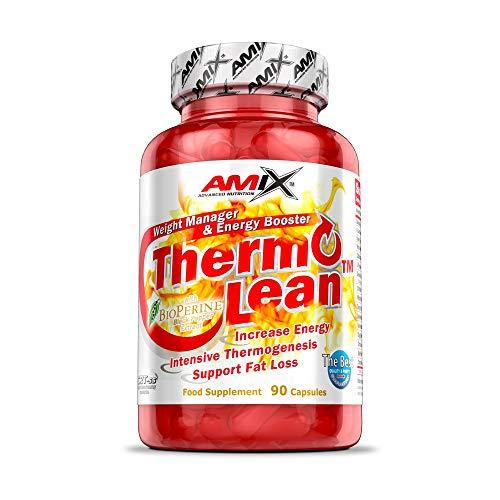 AMIX Thermo Lean, Quemadores de Grasa, 75.6 gr