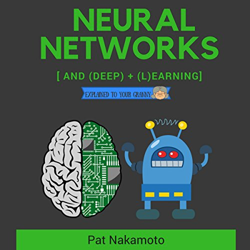 Neural Networks and Deep Learning audiobook cover art