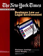 The New York Times Guide to Business Law and Legal Environment (New York Times Guides)