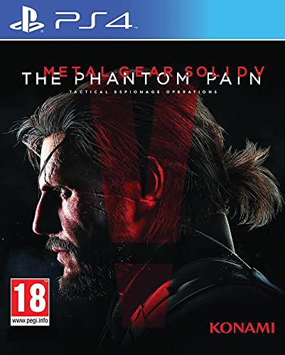 Metal Gear Solid V: The Phantom Pain [Importación Francesa]