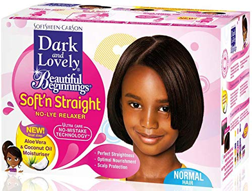 SoftSheen-Carson Dark and Lovely Beautiful Beginnings Relaxer, Normal by SoftSheen-Carson