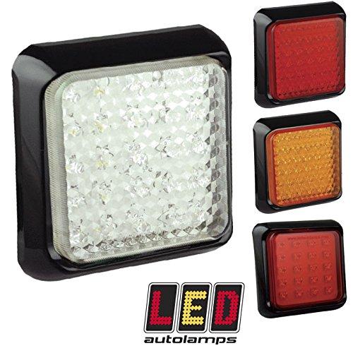 Feu de recul LED multivolt 12 V/24 V pour remorque/caravane