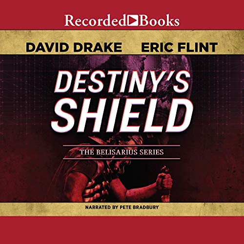 Destiny's Shield audiobook cover art