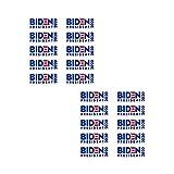 20ジョーバイデン大統領選挙バンパーステッカー2020、防水ビニールデカールステッカー、バイデンハリス(ビデンハリス)車、バンパー、ラップトップ、ヘルメットスポーツステッカー