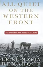 By Erich Maria Remarque All Quiet On The Western Front (Turtleback School & Library Binding Edition) [School & Library Binding]