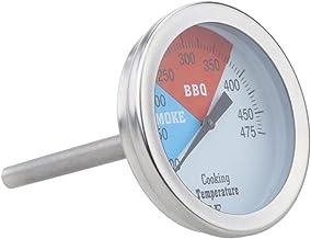 50mm 100-475 ° F Termómetro De Horno De Cocina Para Barbacoa Grill Carne Comida Herramienta De Cocina
