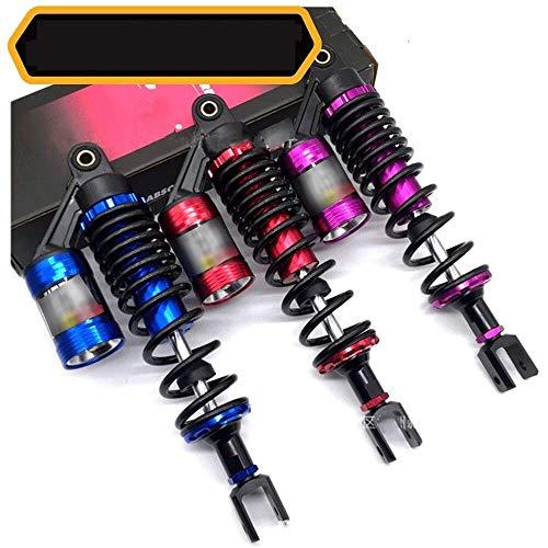 SXGKYY Amortiguador de Aire Universal de 320mm 12,5'para Motocicleta, suspensión Trasera, Fit For Yamaha Motor Scooter ATV Quad Dirt Bike (Color : Blue)