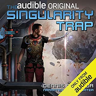 The Singularity Trap                   Auteur(s):                                                                                                                                 Dennis E. Taylor                               Narrateur(s):                                                                                                                                 Ray Porter                      Durée: 11 h et 23 min     744 évaluations     Au global 4,5