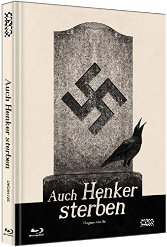 Auch Henker sterben - Mediabook - Cover E - Limited Collector's Edition  (+ DVD) [Blu-ray]