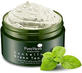 pure heals centella 65 green tea pack