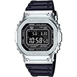 Casio G-Shock Men's GMW-B5000-1CR Black/Silver One Size