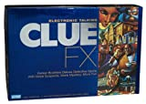 Parker Brothers Electronic Talking Clue FX Game