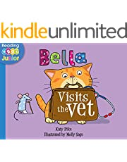 Bella Visits the Vet (Bella the Cat Book 7)