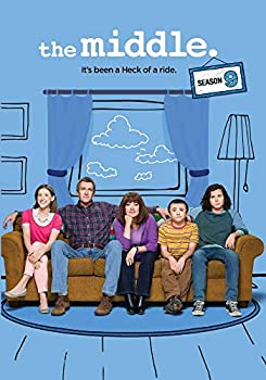 Middle The  The Complete Ninth Season