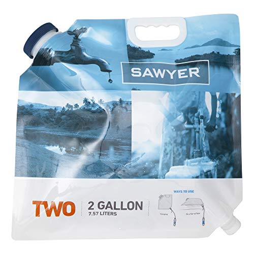 Sawyer Products SP109 Two-Gallon Water Bladder for...