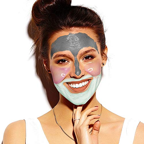 Freeman Facial Mask Variety Pack, Oil Absorbing and Anti Stress Clay, Detoxifying Charcoal Mud, Revitalizing Peel Off, Hydrating Gel Cream Beauty Face Masks, 12 Count…