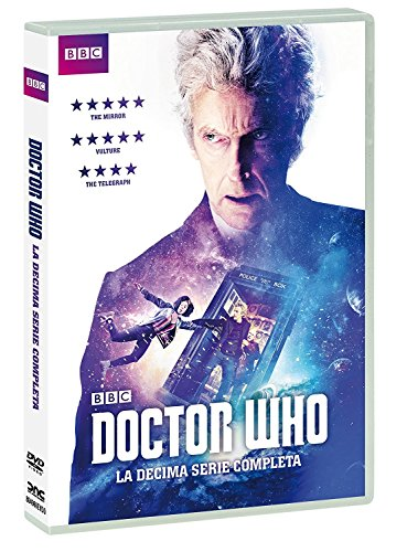 Doctor Who - Stagione 10 - New Edition (6 Dvd) [Italia]