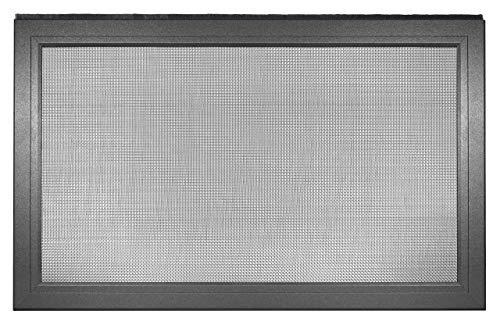 Insetto Premium-Lichtschachtabdeckung Cleanline (0,40m x 1,05m, Feinstruktur dunkelgrau)