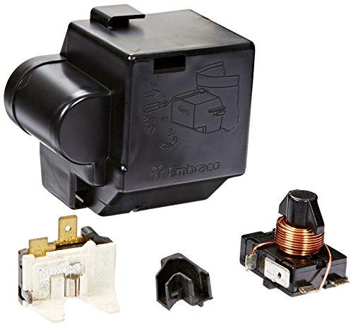 Frigidaire 5304413178 Genuine OEM Compressor Start Relay for Refrigerators
