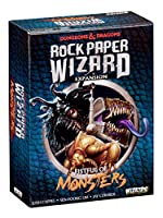 (Expansion) - WizKids Rock Paper Wizard Fistful of Monsters Toy, Expansion
