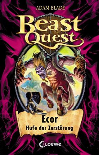 Beast Quest 20 - Ecor, Hufe der Zerstörung
