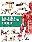Anatomía y entrenamiento del core: Guía de ejercicios para un torso perfecto (Deportes)