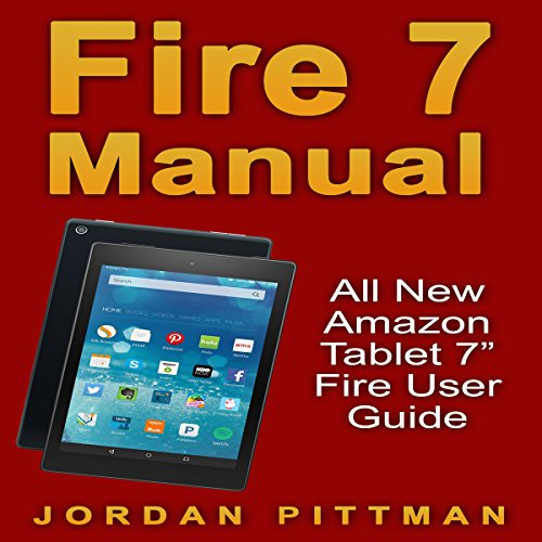 Fire 7 Manual audiobook cover art